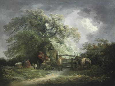 Circle of George Morland, R.A.