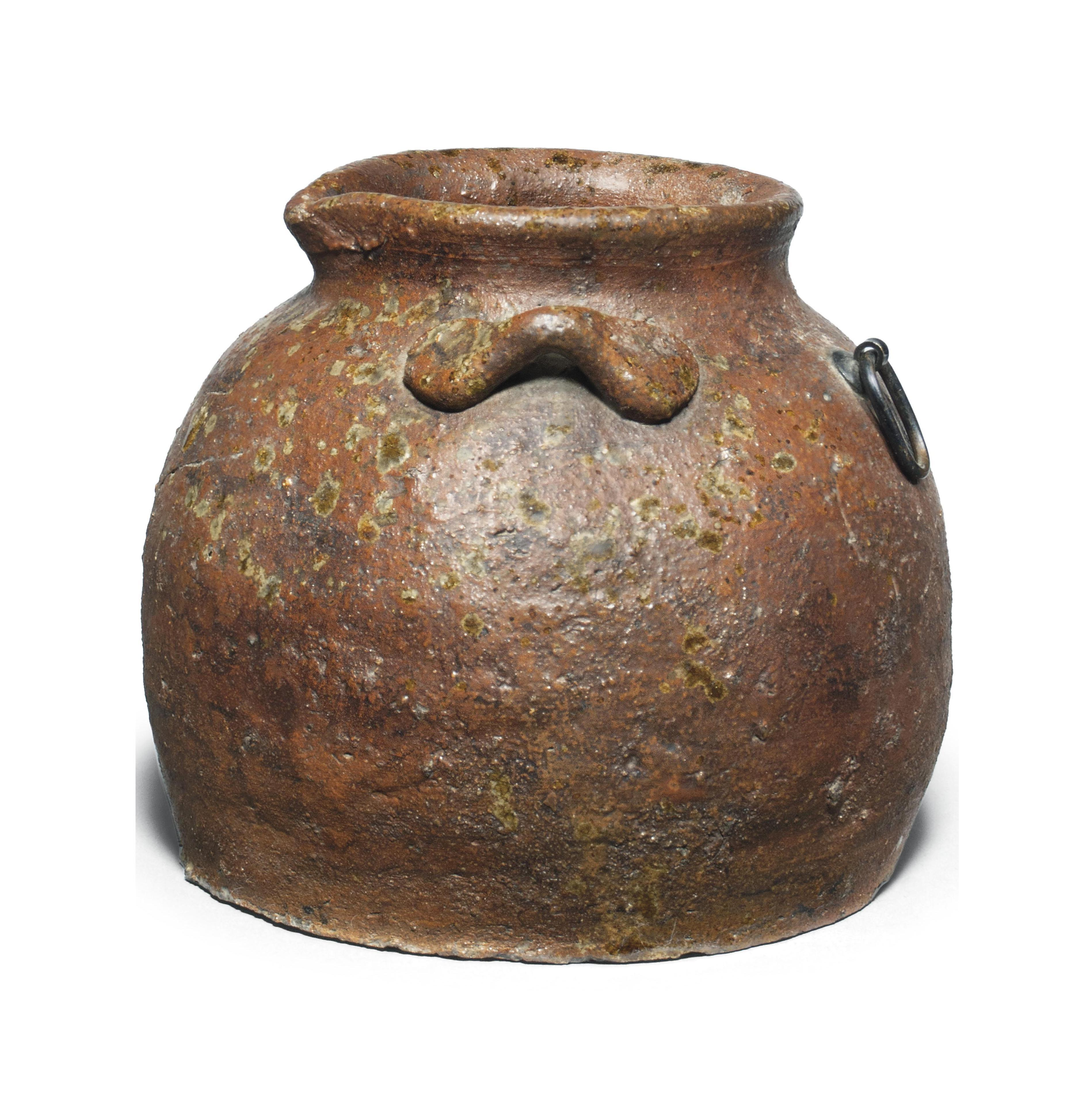 An Echizan Vase