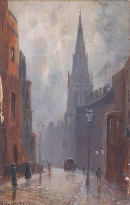 George Hyde Pownall (1876-1932