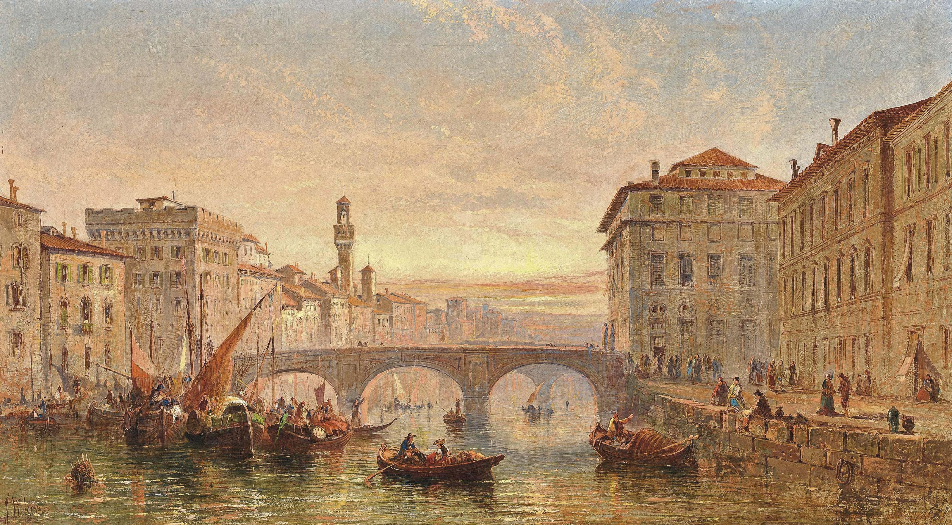 Lungarno Guicciardini, Florence