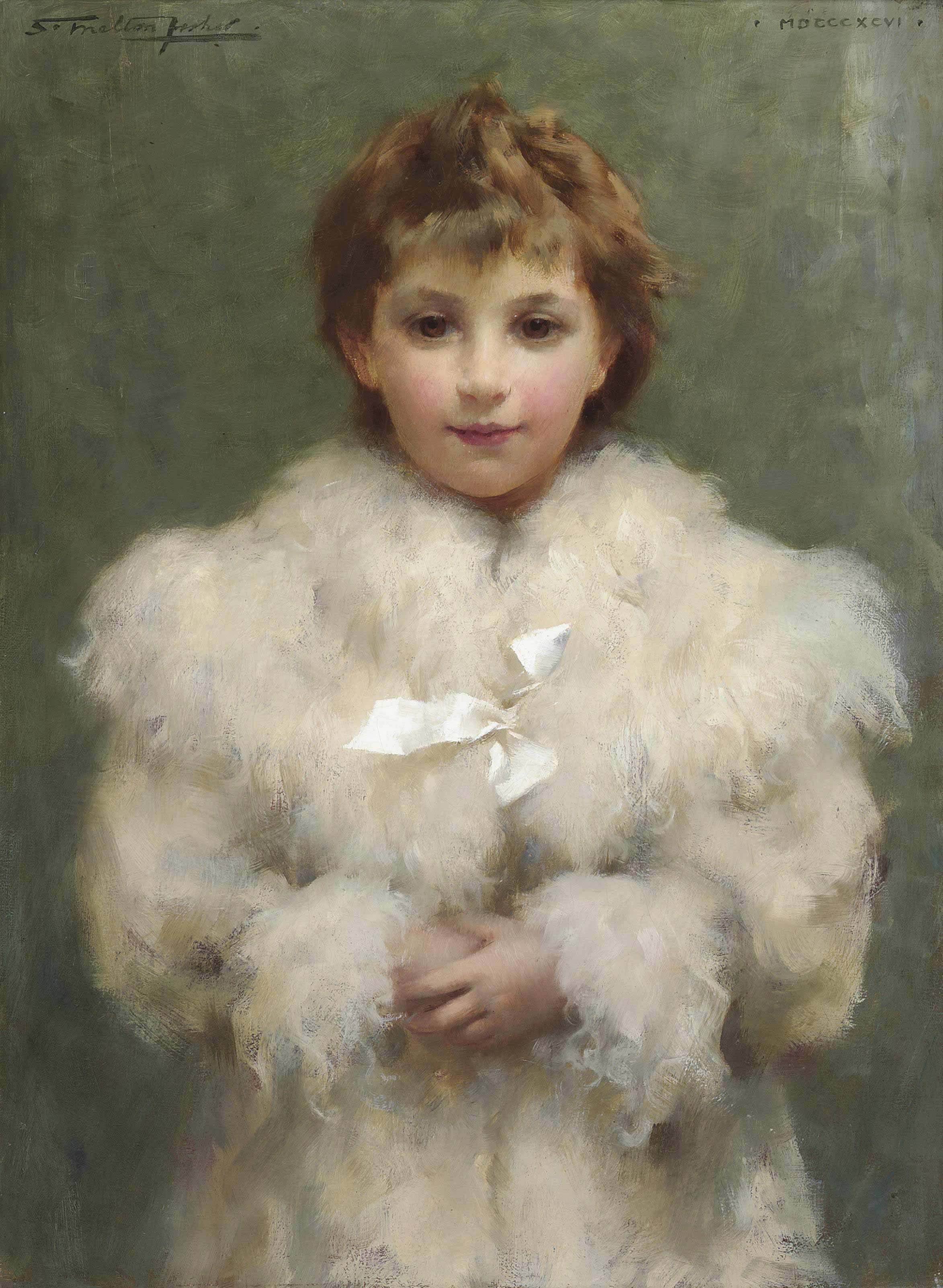 Samuel Melton Fisher (1860-193