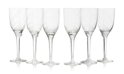 ANGES SIX GLASSES, NO. 13-645