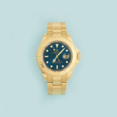 An 18ct. gold Oyster Perpetual