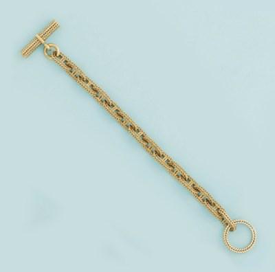 A 'Chaine d'Ancre' bracelet, b