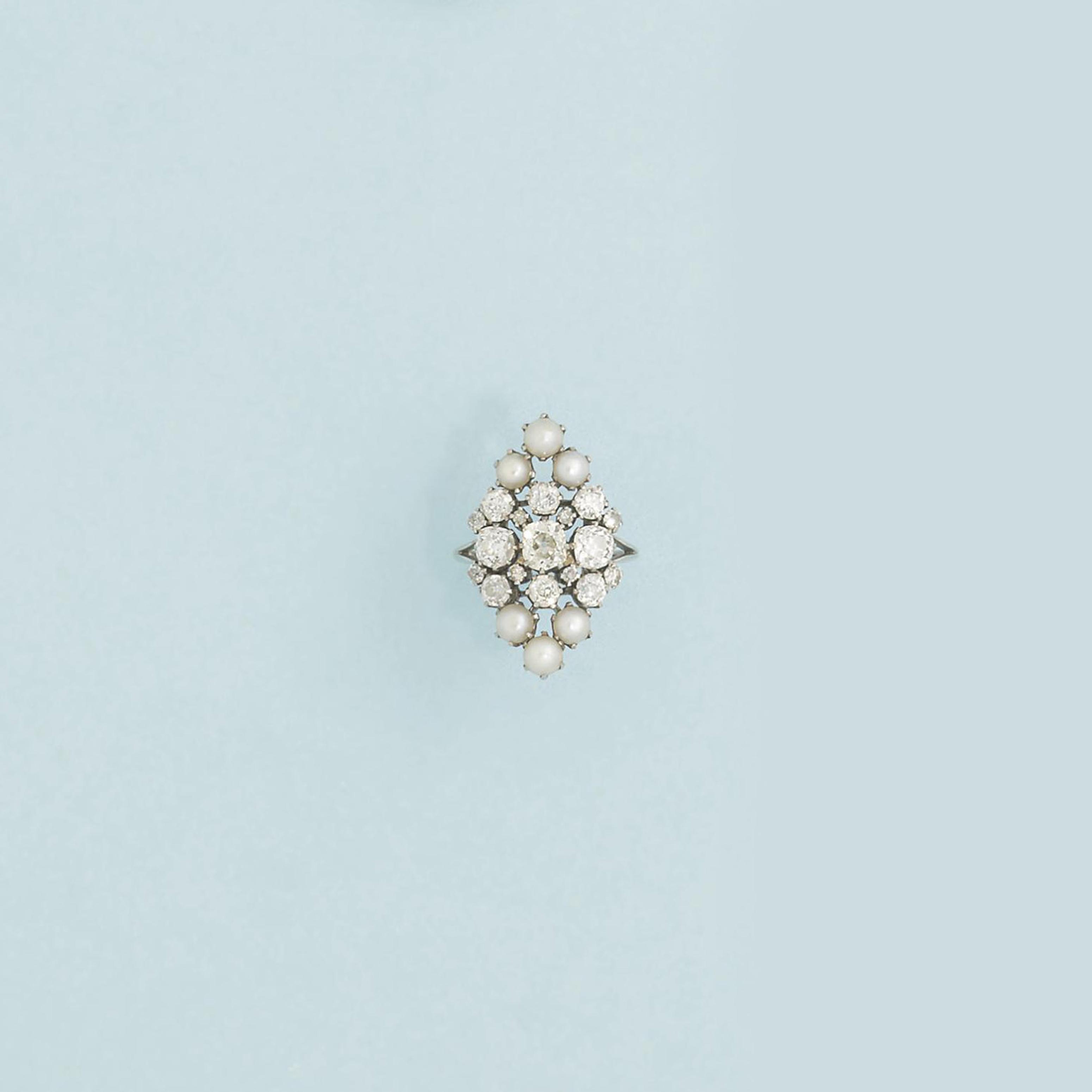 An early 20th century diamond