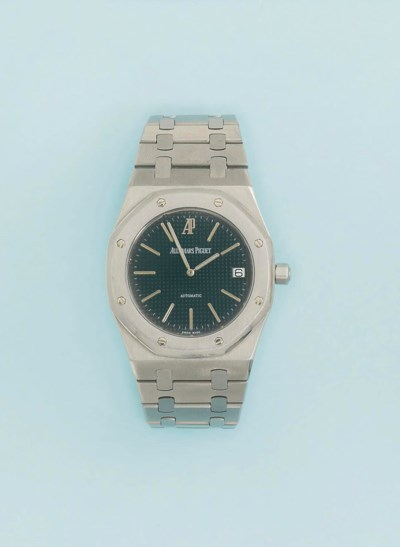 A Stainless steel automatic da