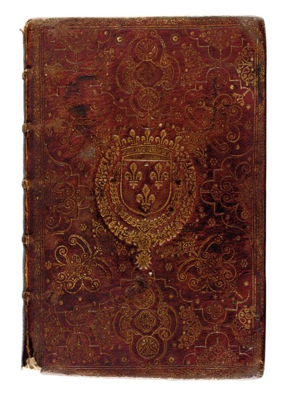 BINDING -- A 17th-century Fren