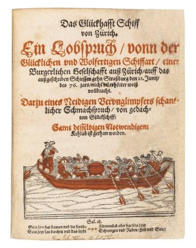 FISCHART, Johann (c.1545-1591)