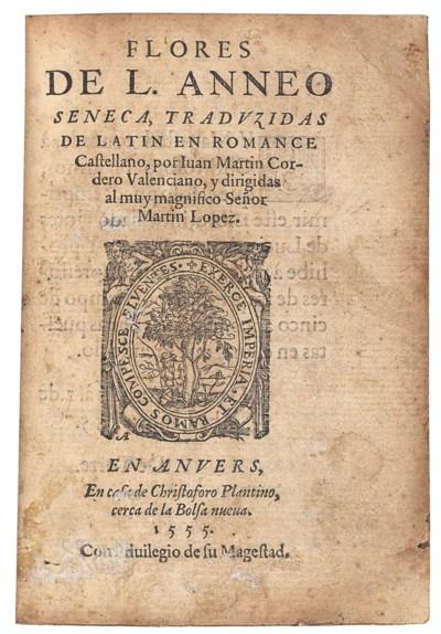 SENECA, Lucius Annaeus (c. 3 B