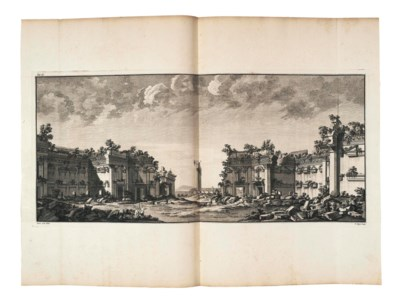 WOOD, Robert (1717-1771). The