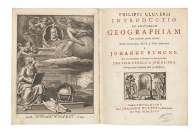 CLUVERIUS, Phillippus (1580-16