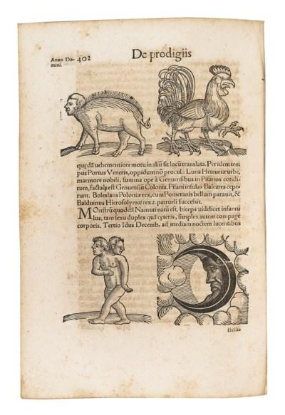 WOLFFHART, Conrad (1518-1561).