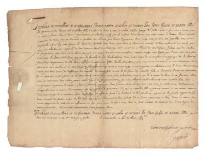 JAMES VI & I (1566-1625), King