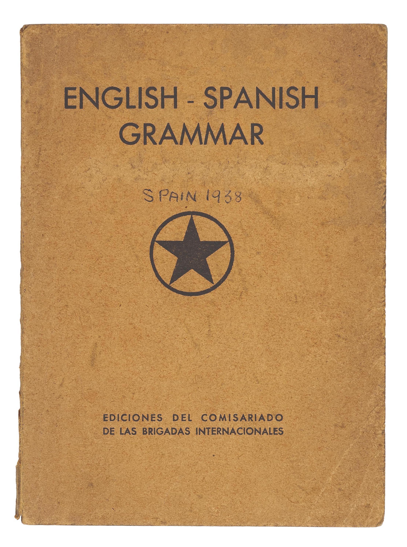 SPANISH CIVIL WAR  English-Spanish Grammar  Compiled and