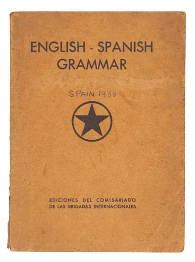SPANISH CIVIL WAR. English-Spa