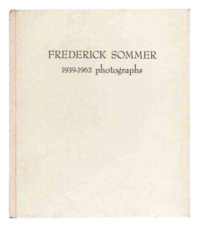 SOMMER, Frederick. Frederick S