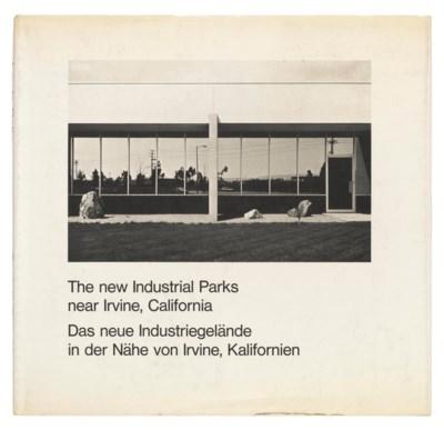 BALTZ, Lewis. The New Industri