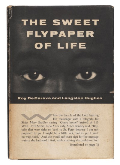 DECARAVA, Roy. The Sweet Flypa
