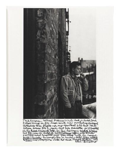 GINSBERG, Allen. Photographs.
