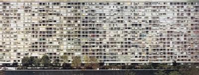 GURSKY, Andreas. Montparnasse.