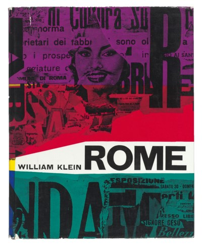 KLEIN, William. Rome. Paris: b