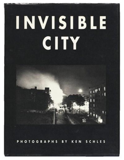 SCHLES, Ken. Invisible City. P