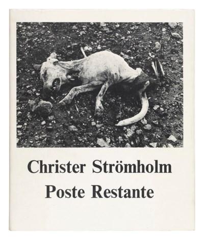STRÖMHOLM, Christer. Poste Res