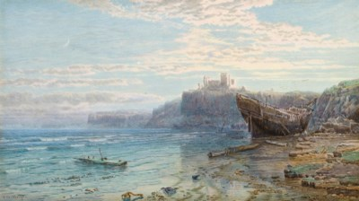 George Wolfe (Bristol 1834-189