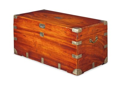 A CHINESE EXPORT CAMPHORWOOD C
