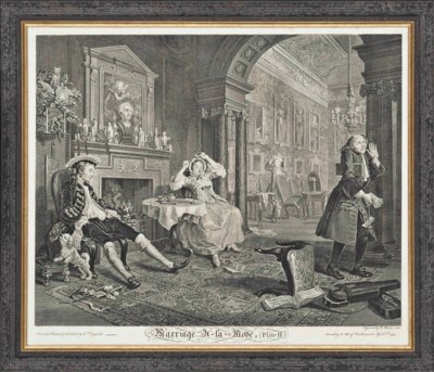 Bernard Baron (1696-1762), Lou