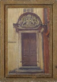 Porch Entrance to Merchant Taylor Court, Brighton