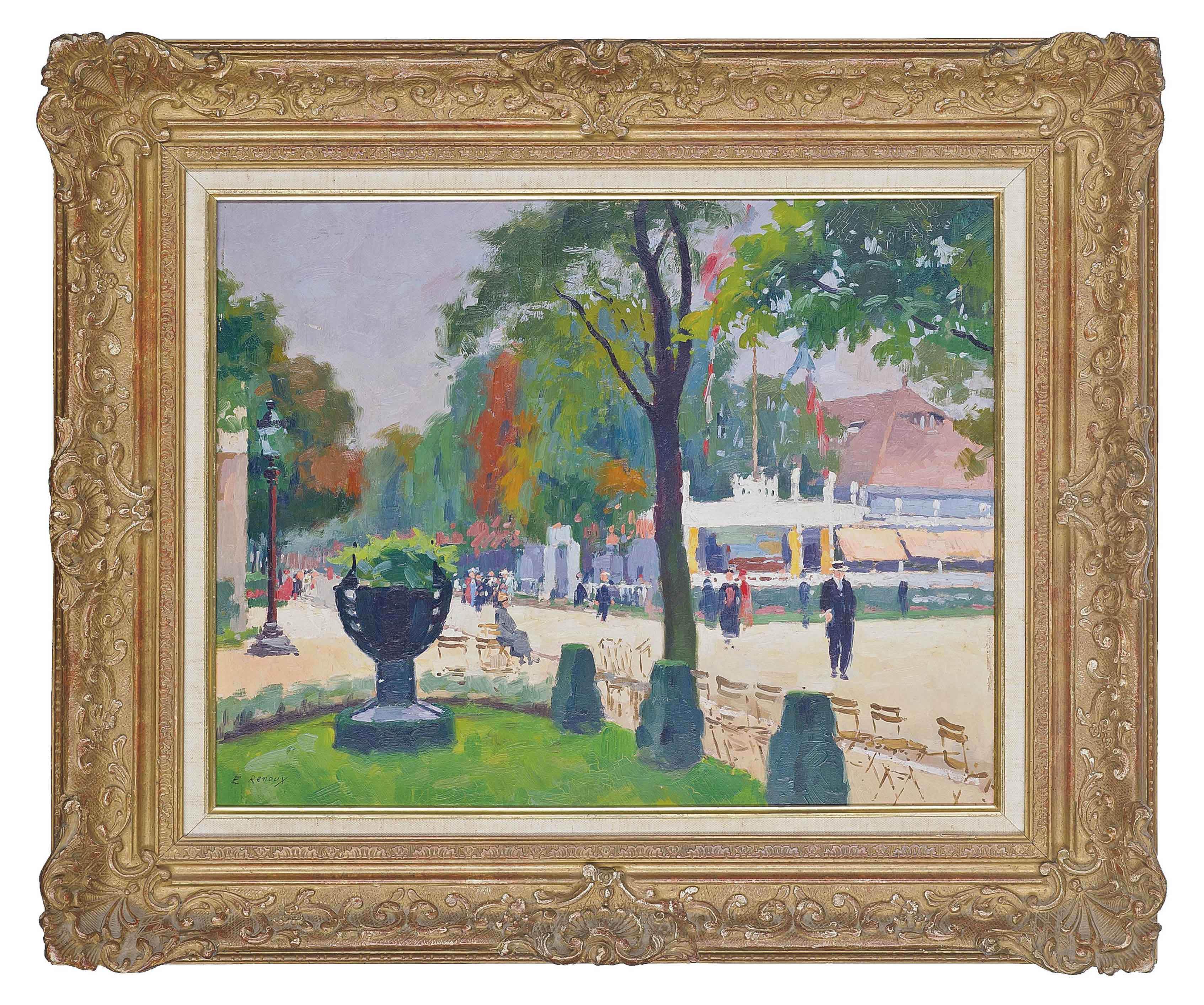 Exposition des Arts Decoratifs, Cours la Reine, Paris, 1925