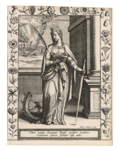 Adriaen Collaert (c. 1560-1678