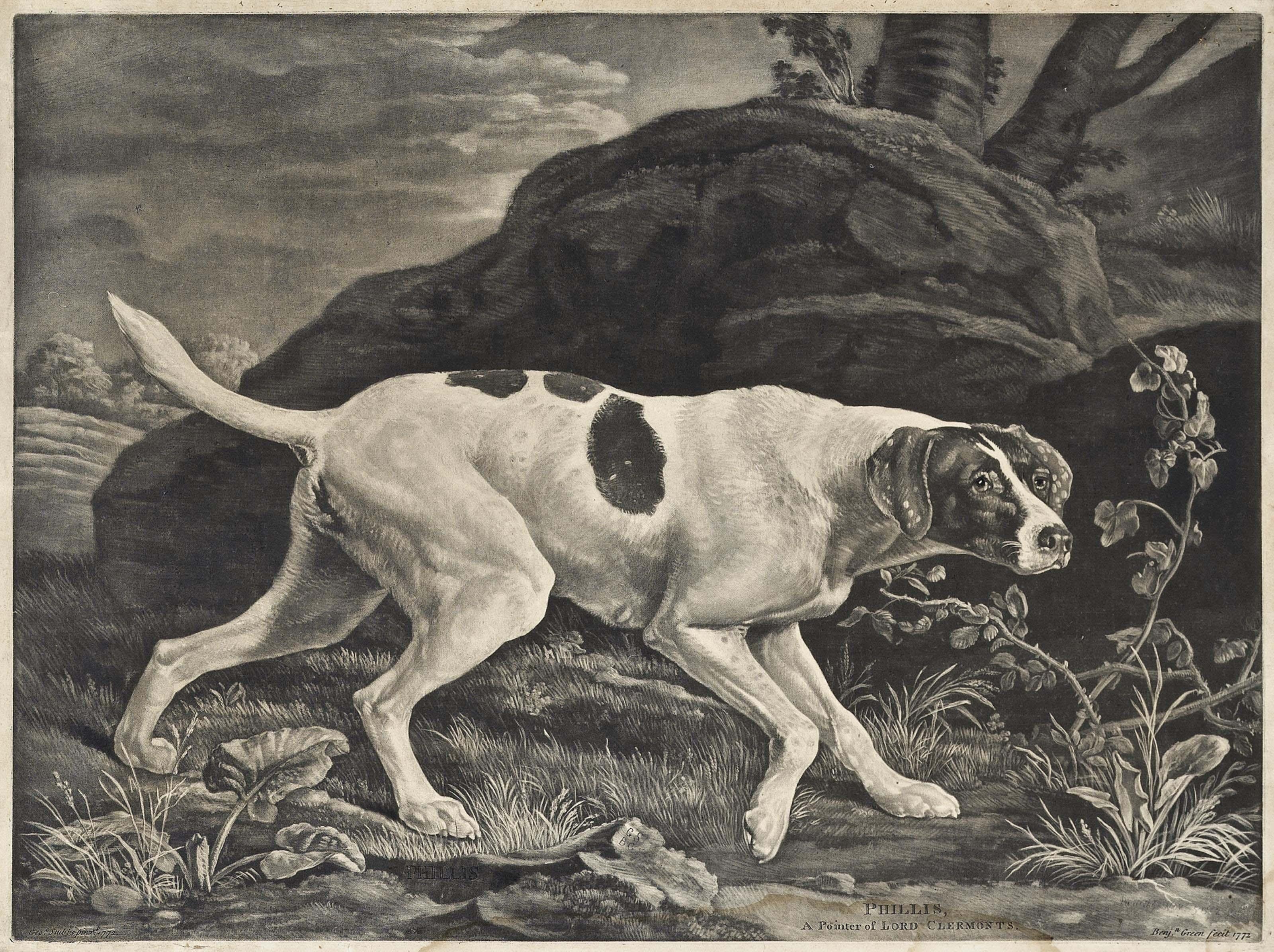 Benjamin Green (1739-1813), after George Stubbs