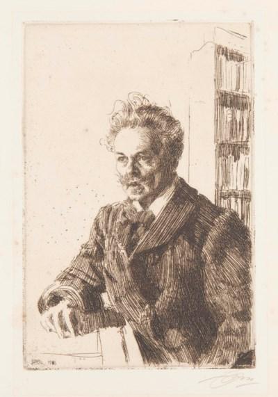 Anders Leonard Zorn (1860-1920