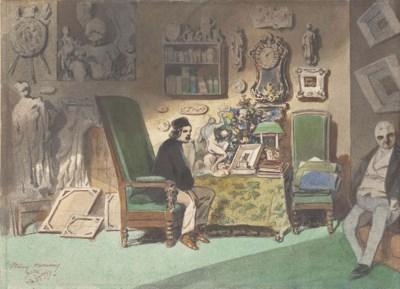 Henry Bonaventure Monnier (Par