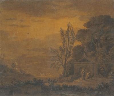 Alexander Cozens (Russia 1717-