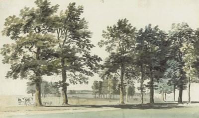 Thomas Sandby, R.A. (Nottingha