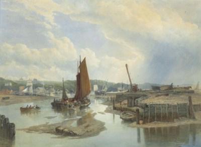 Edward Duncan (London 1803-188