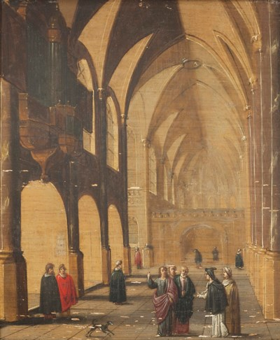 Follower of Pieter Neefs II