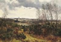 Over Putney Heath