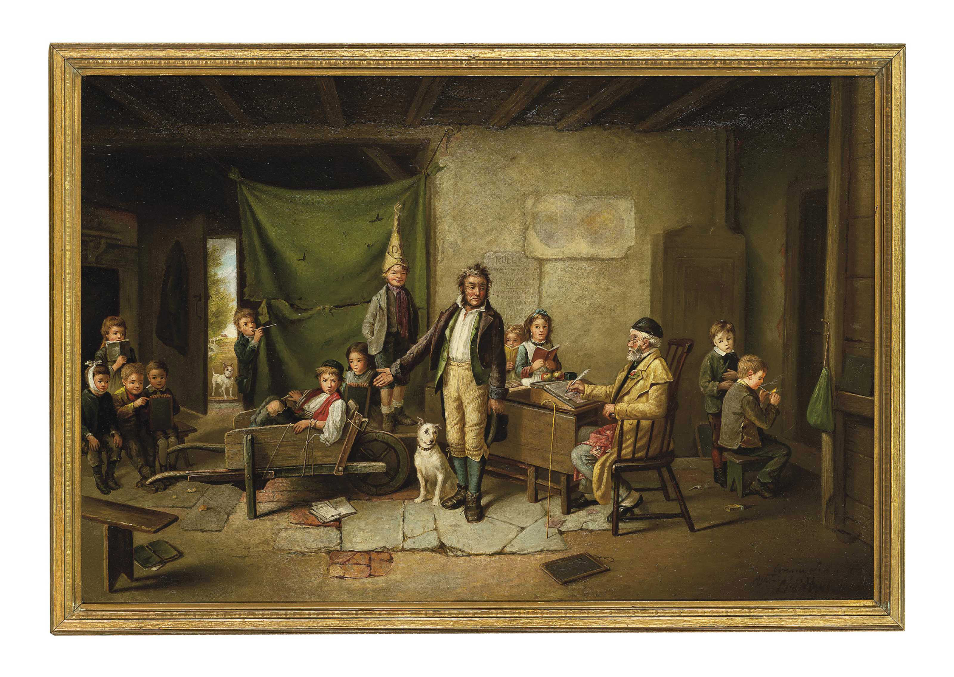 The unruly classroom