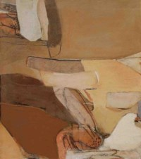 Untitled (Warm Painting) (1961)