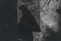 Priest, Positano, 1953