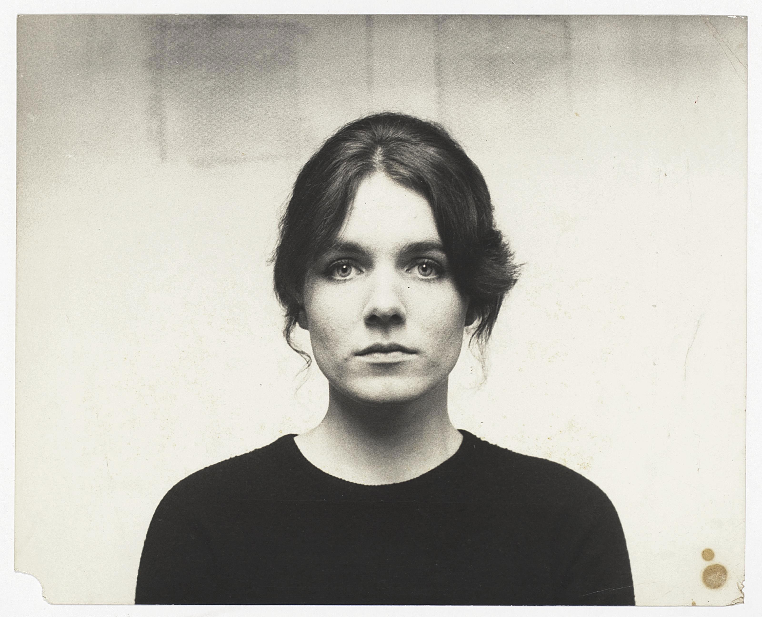 Portrait of Georgina Barker, 1961