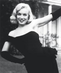 Marilyn Monroe, for Life, 1950