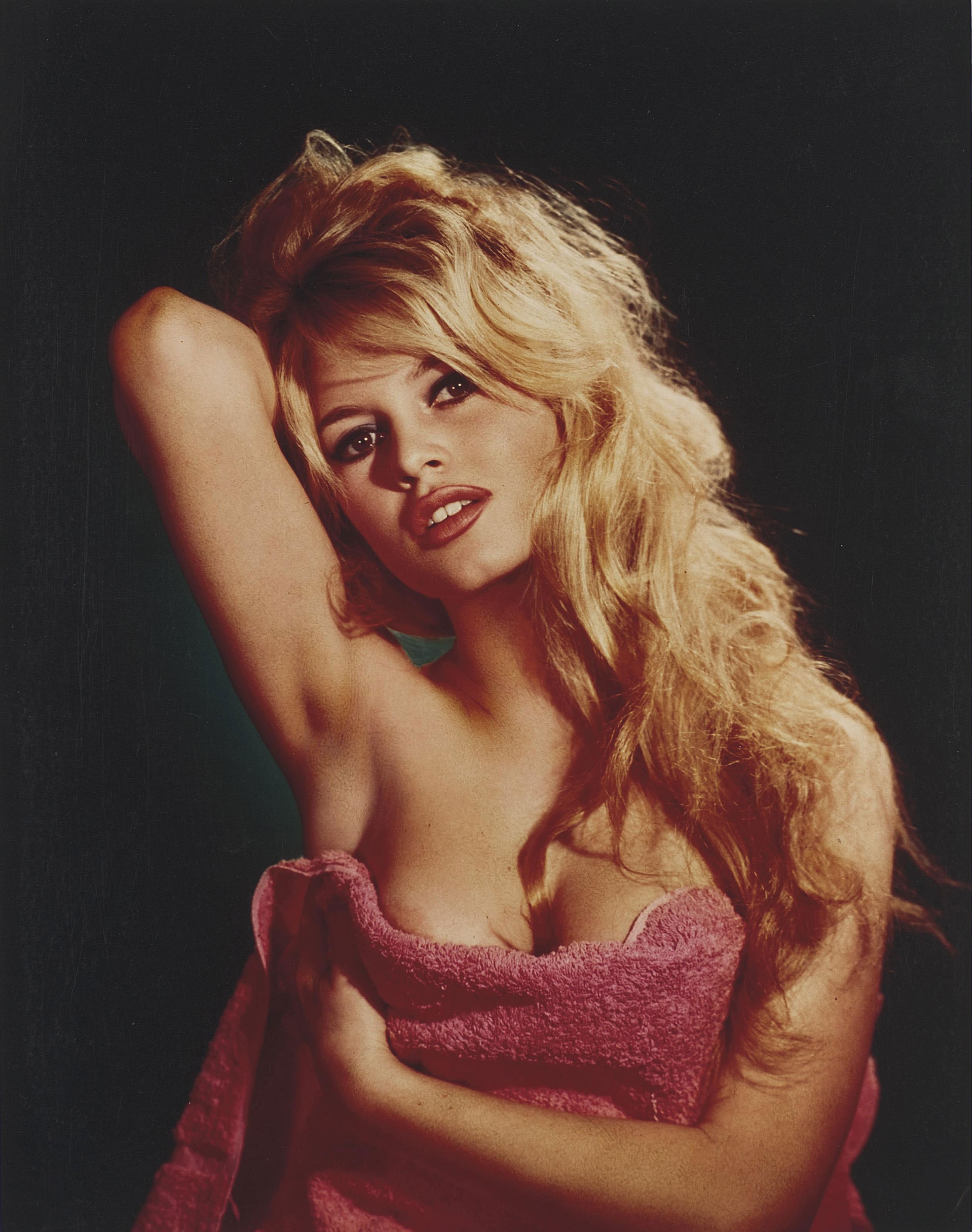 Brigitte Bardot (The Towel Session), 1959