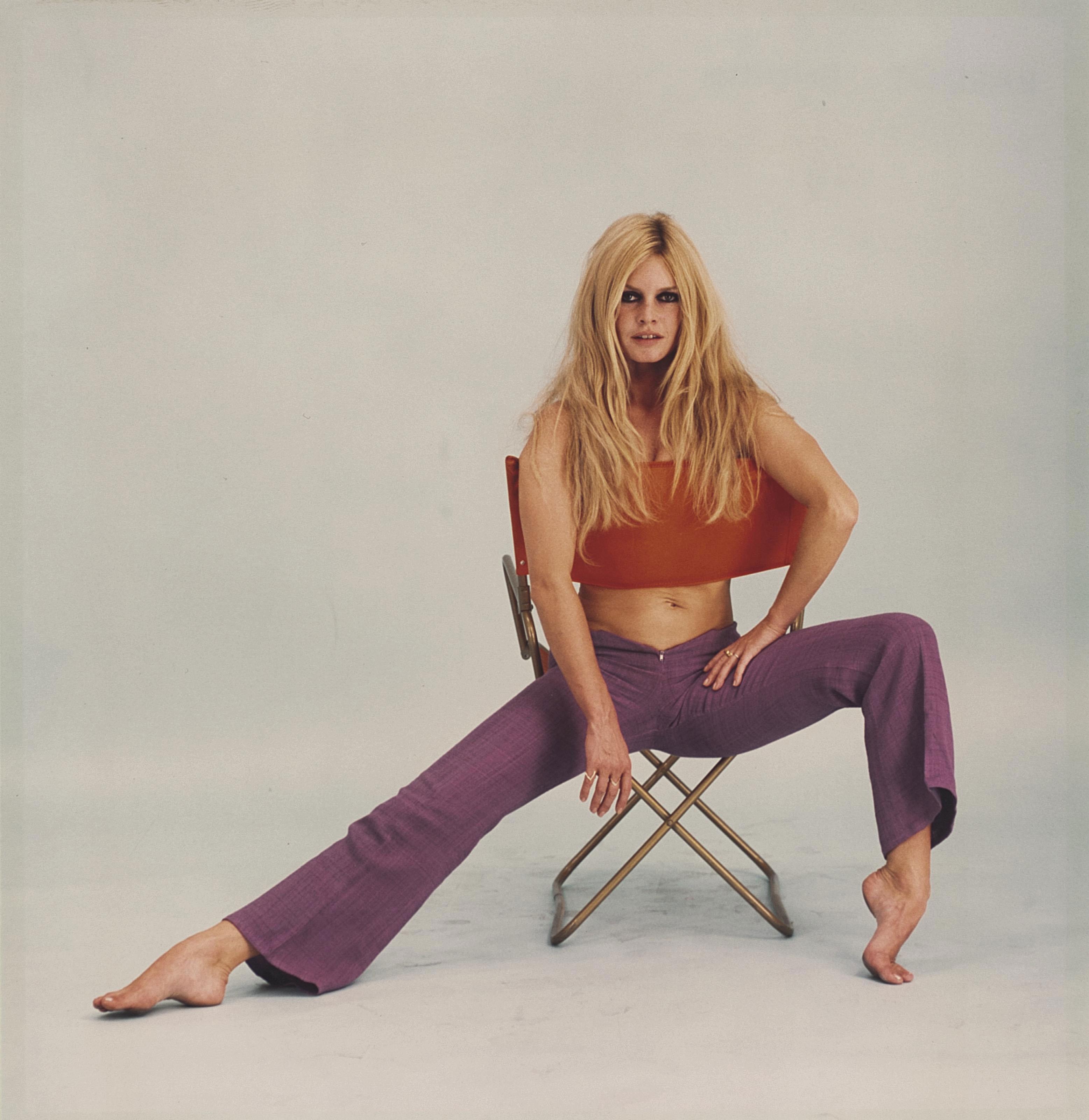 Brigitte Bardot (The Chair Session), 1967