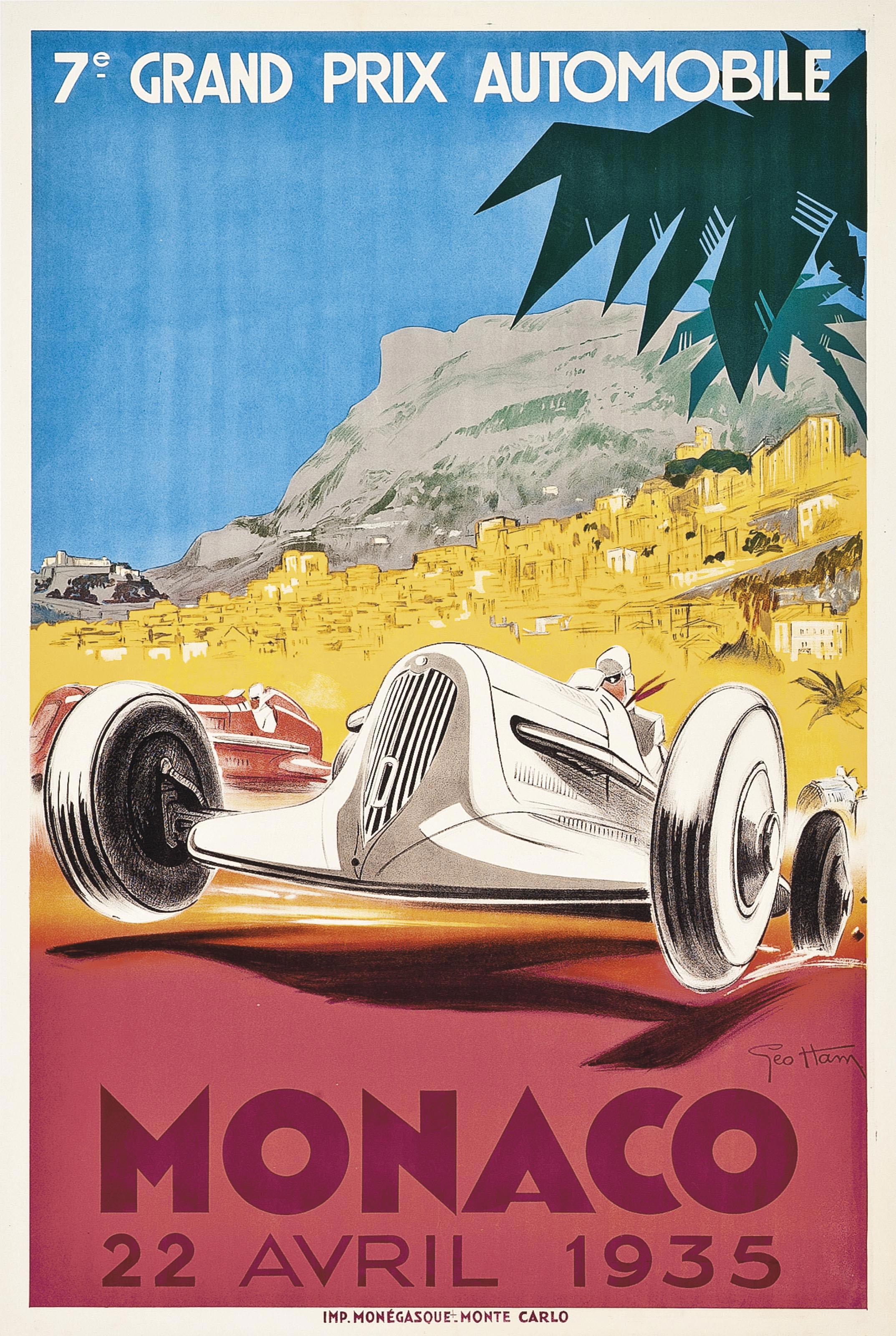 MONACO, 1935