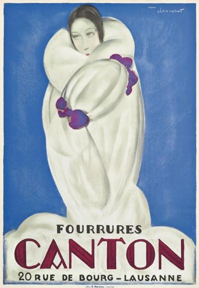 D'apres Charles Loupot (1892-1